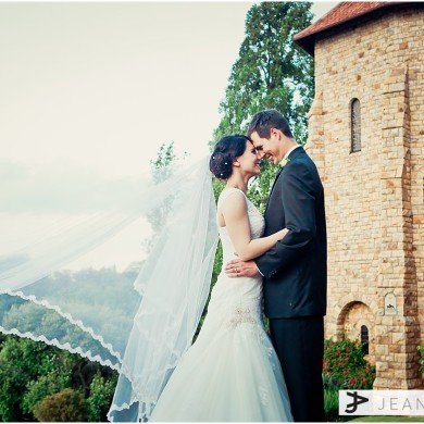 Henk & Cassandra {Wedding}
