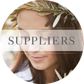 Suppliers I ♥