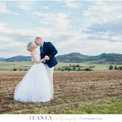Daniel & Phillipa {Wedding}