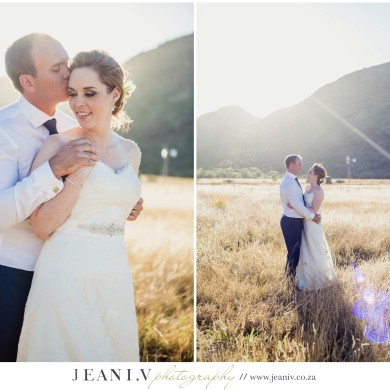 Jaco & Zenta {Wedding}